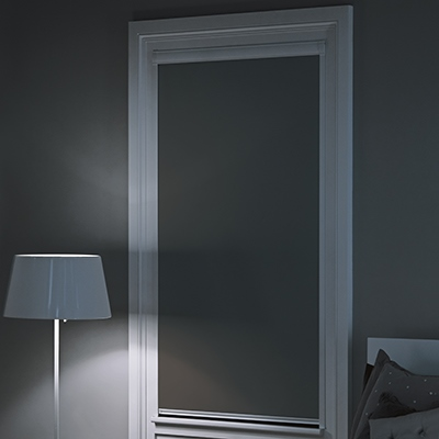 Bloc Blinds Product List BlocOut Grey Blind Image